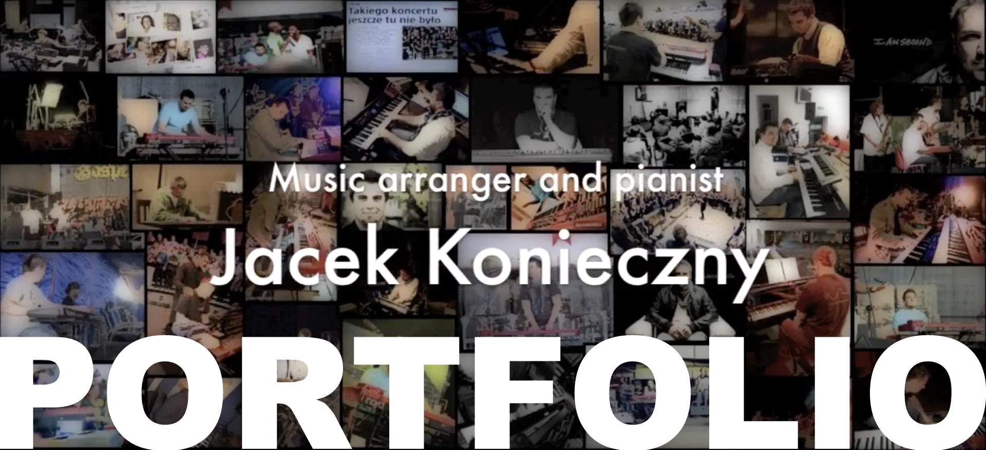 Necessary Music Jacek Konieczny